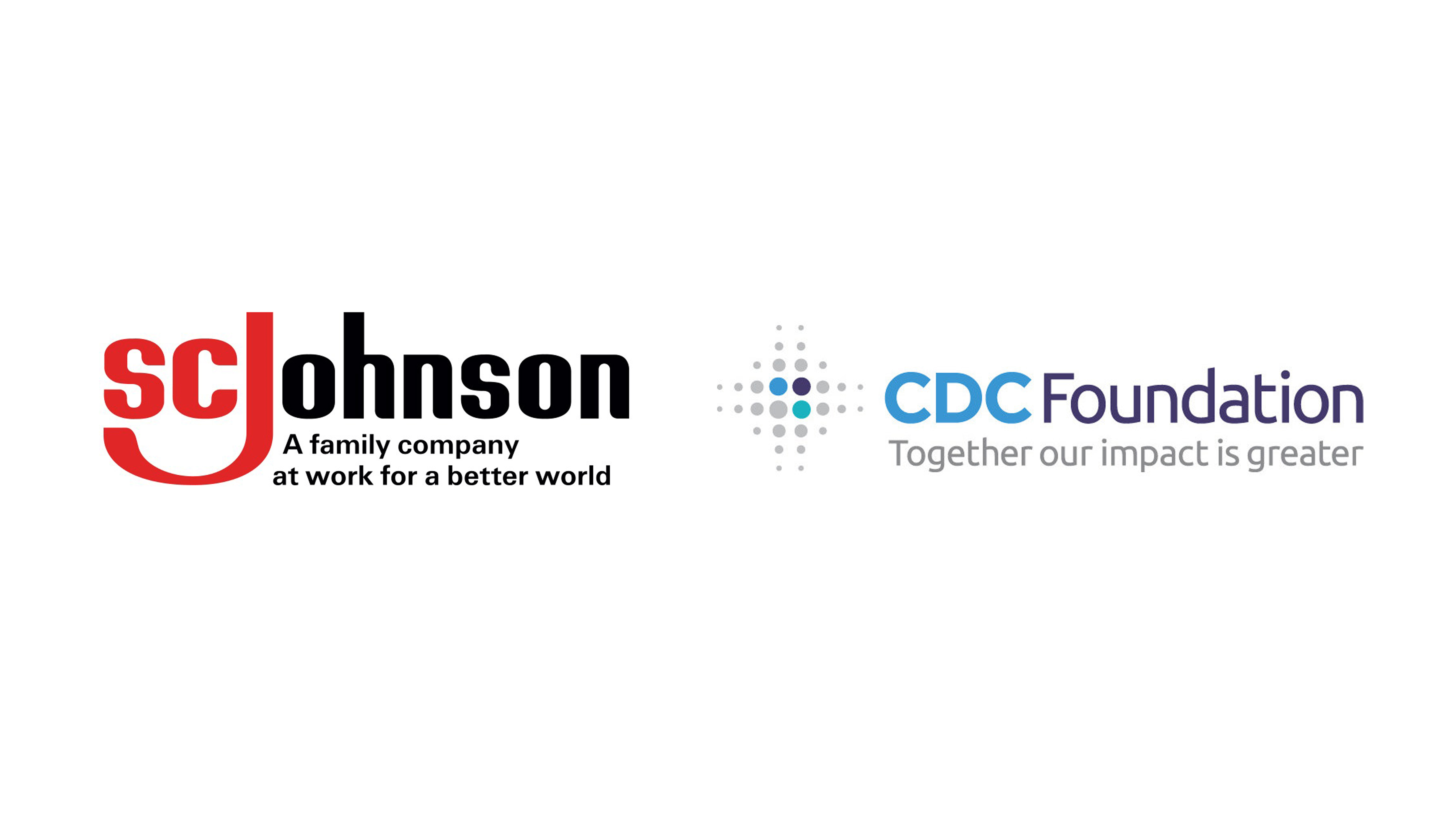 Sc Johnson and the CDC Foundation