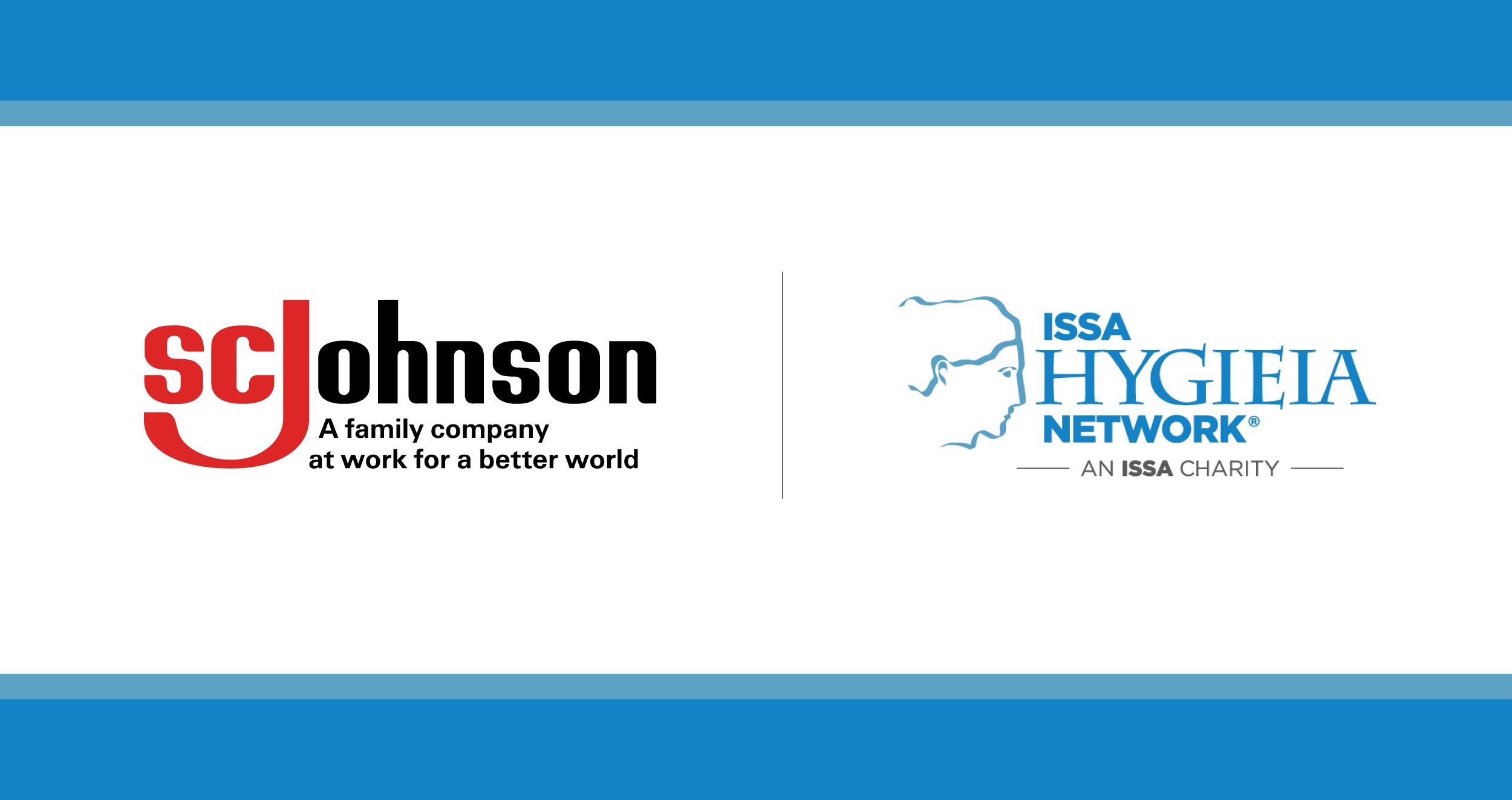 SC Johnson and Hygieia Logo