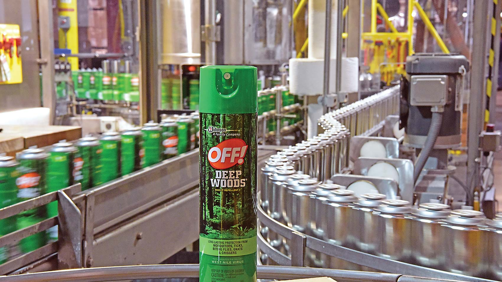 SC Johnson OFF! Deep Woods Bug Spray