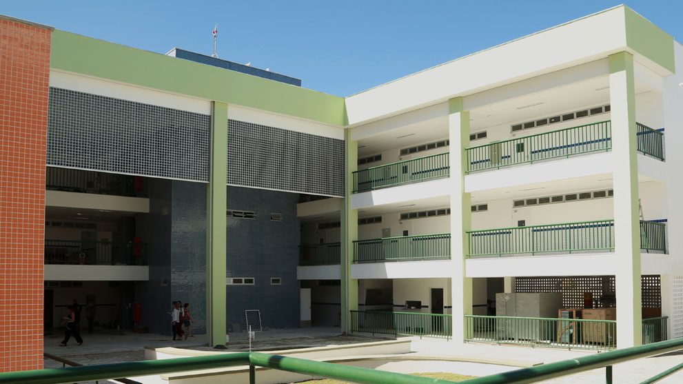 Escola Johnson in Fortaleza, Brazil