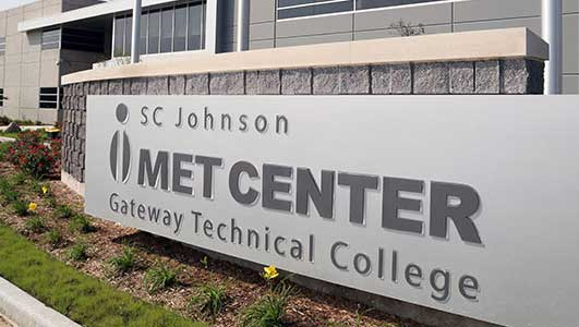 SC Johnson iMET Center at Gateway Technical College