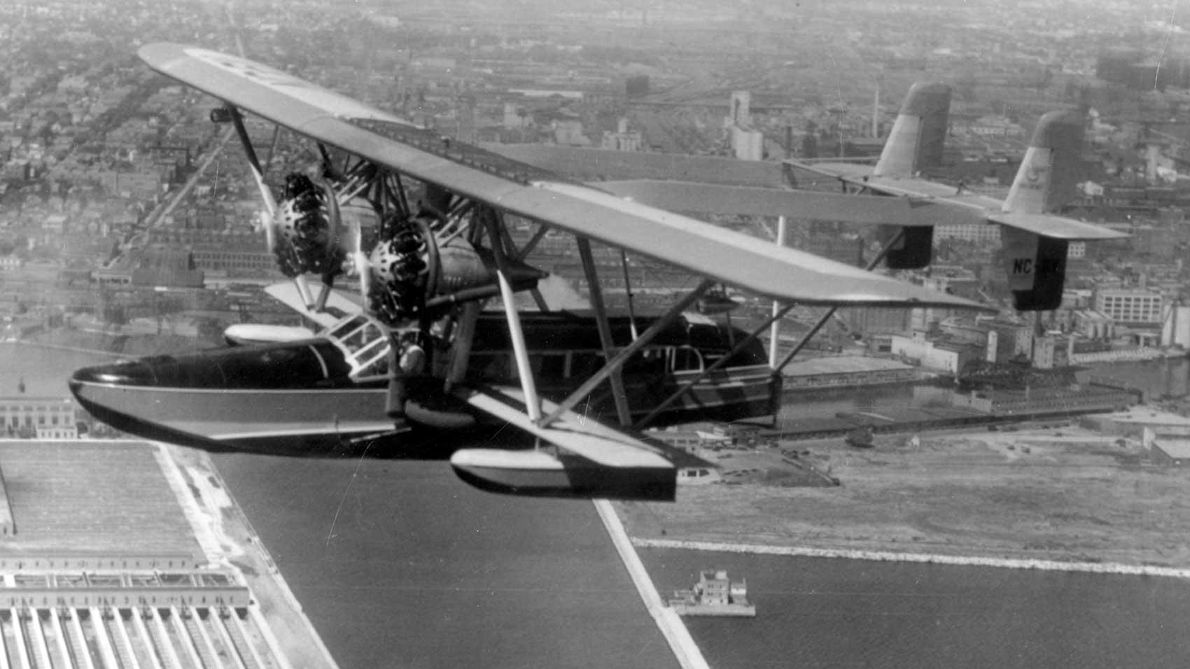 シコルスキーS-38型機の発見:H.F.ジョンソン・ジュニアのCarnaúba ...